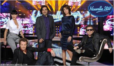 Sinclair : jury dans nouvelle star