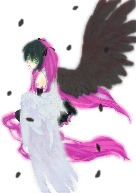 Je sui Ange et Demon ..