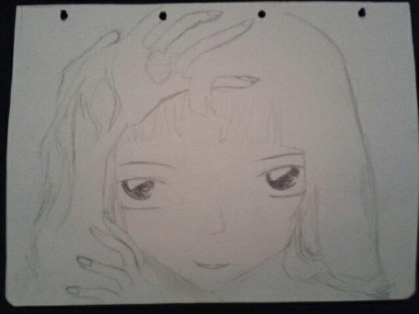Un de mes dessin ..