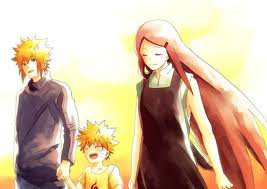 Uzumaki Familly 1