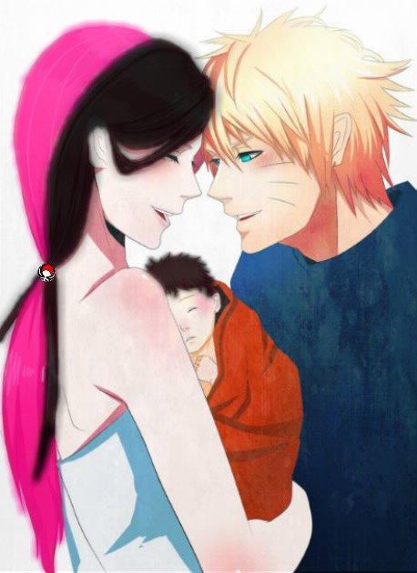 Sasuka (Moi) Sora ♥ et MON Naru ♥