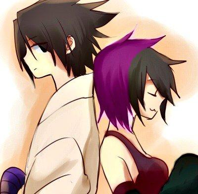 """Sasu And Sasu (chui tjr plus petite >.<"""")"""