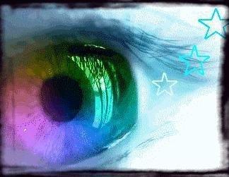 Les yeux..