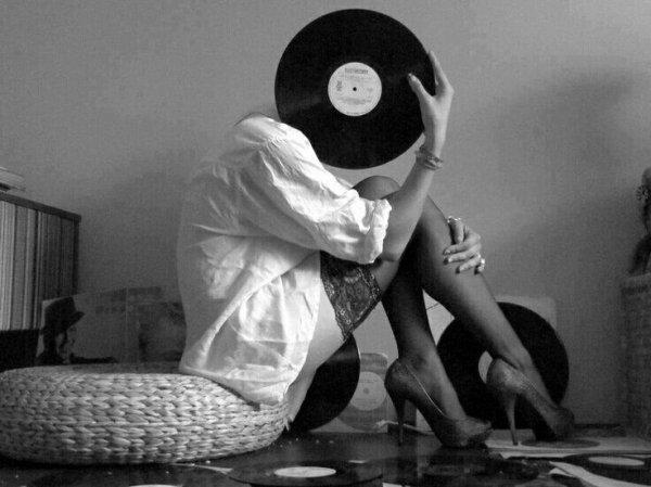 Le vinyl, la base