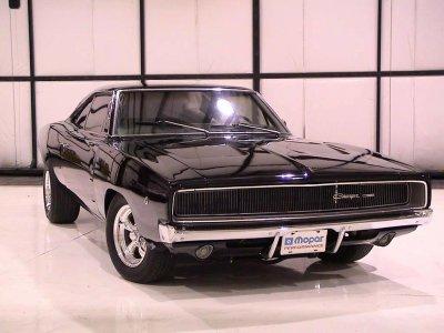 ma voiture de reve une dodge charger rt de 1969