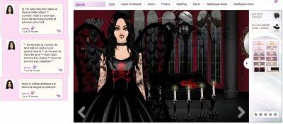 Emo, Gothique ...