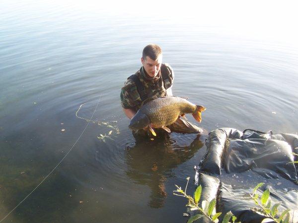 Session au lac