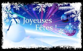 Je vous souhaite de joyeuses fête de fin d'année
