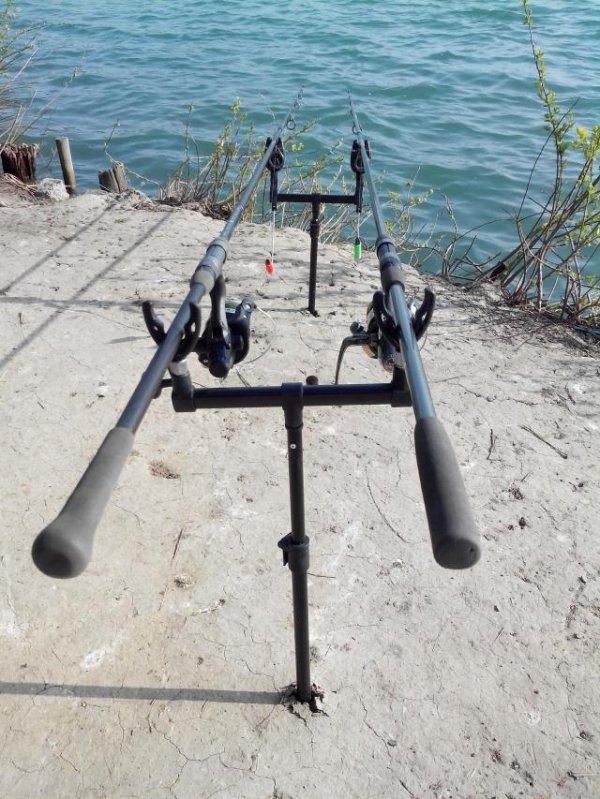 Première partie de pêche de l'année