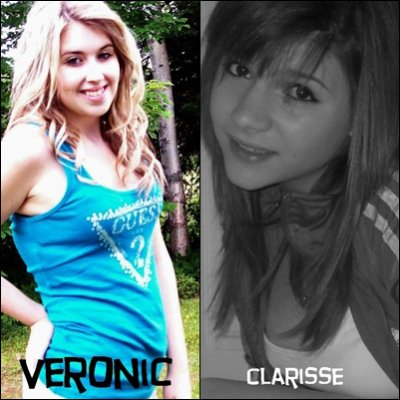 #10   -   Véronic VS Clarisse