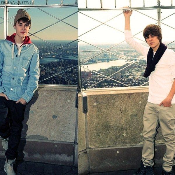 VENDREDI 18 NOVEMBRE 2011                                          --                                                                    Après s'être rendu à la radio Sirius XM pour une interview, Justin à était visité une fois de plus l'Empire State Building à New York. Rappelez vous en 2009, il y allait pour la première fois , il n'était alors âgé que de 15 ans!. + une photo d'instagram de justin ;)