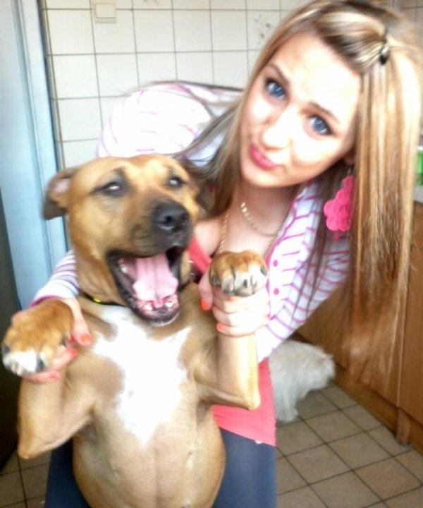 Moii & Mon petit amour de chien <3