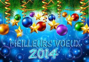 TOUT MES MEILLEUR VOEUX POUR 2014 MES AMIS