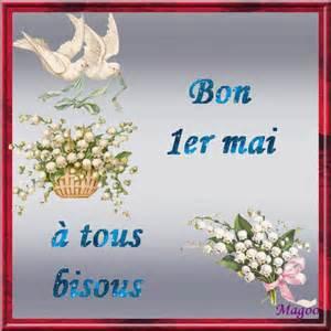BONJOUR MES AMIS JE VOUS SOUHAITE UN TRÈS BON WEEK-END DU 1 MAI