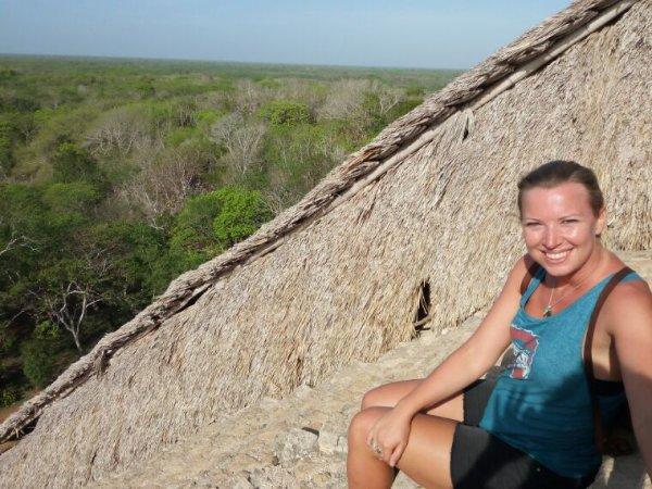 Roadtrip in Yucatan: Ek Balam + cenote X'canché
