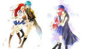les plus beau couple a fairy tail !