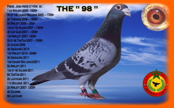 """THE """" 98 """""""