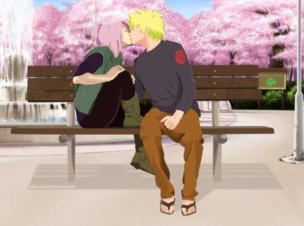 moi et naruto kiss