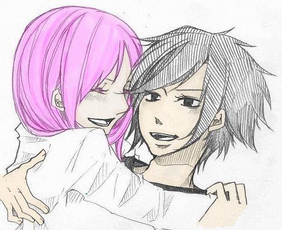 moi et ryu mon frere je t'aime <3