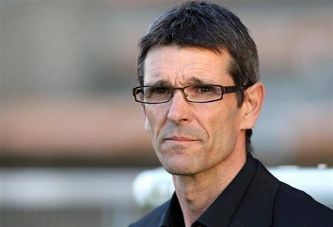 Ligue 2 : J.L.Garcia, nouvel entraîneur de Chateauroux