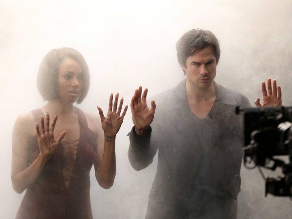 """Une nouvelle photo de """"The Vampire Diaries"""" dévoilée ."""