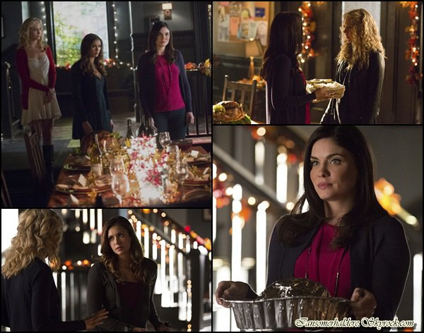 The vampire Diaries saison 6x8 photos promo