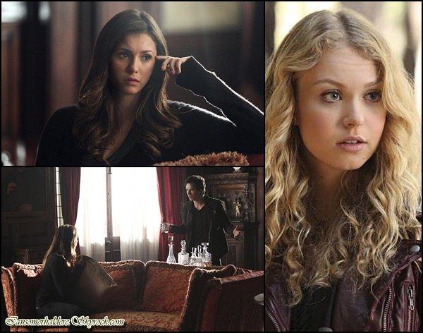 The vampire Diaries saison 6x09 I alone