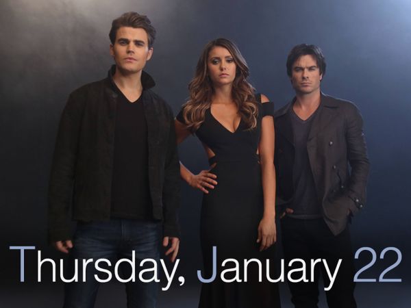 "Une nouvelle photo promotionnelle de la saison 6 de ""The Vampire Diaries"""