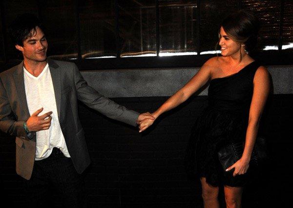 Ian et Nikki sont fiancée! Super nouvelle !