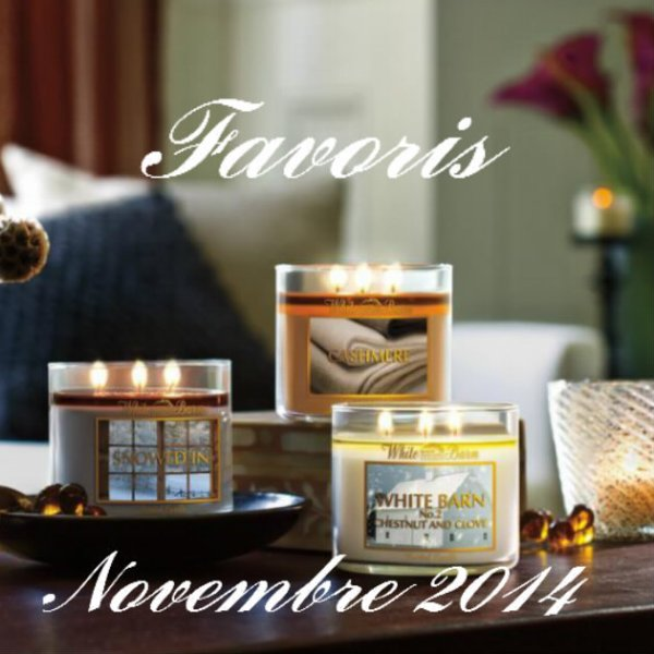 Favoris~Novembre 2014