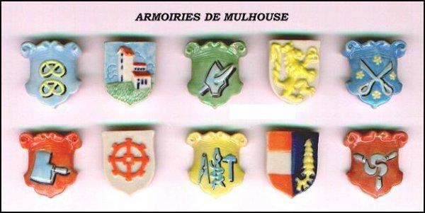 LES ARMOIRIES DE MULHOUSE