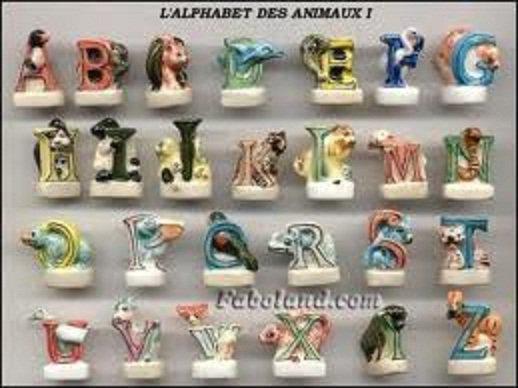 L' ALPHABET