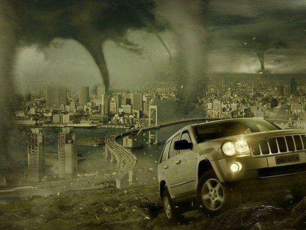 M-16 / Un monde de ruine (2003)