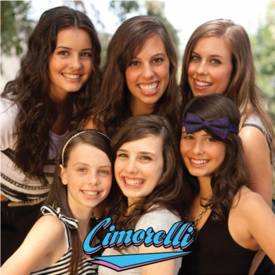 Blog dedicated to the Cimorelli sisters :)