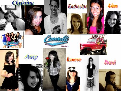 Cimorelli :) Made by Audrey (me)