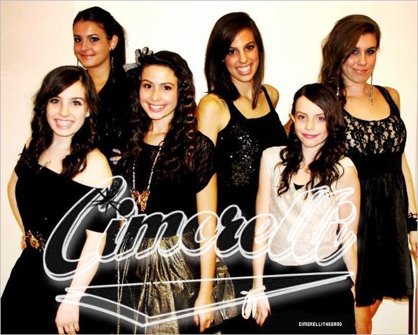 Cimorelli pictures :)