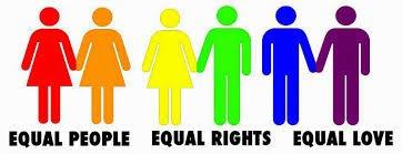 L'égalité et la liberté de l'amour pour tous