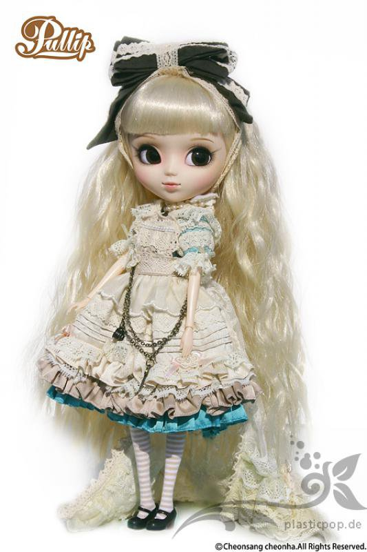La 125e pullip : Romantic Alice
