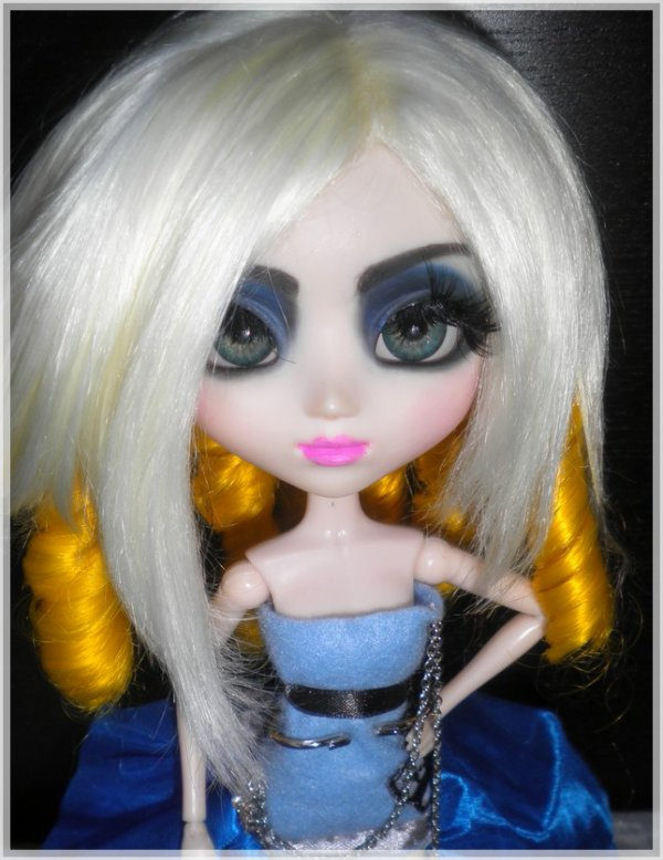Pullip custom style Lady GAGA