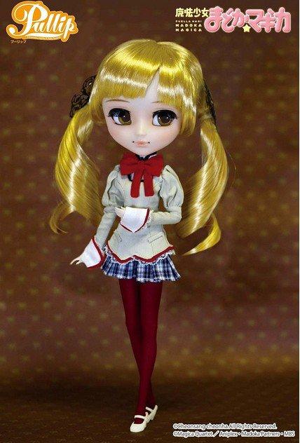 La 134,135 et 1336e pullip : Romantic Alice Pink , Tomoe et Akemi
