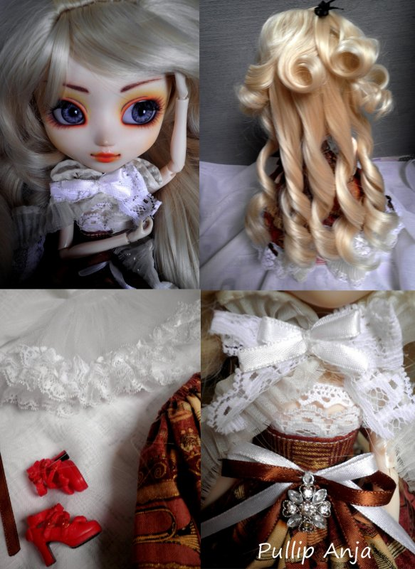 NEW PULLIP FOR SALE : ANJA by pullip2003 (RESERVEE)