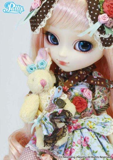 La 145e pullip : Alice du Jardin