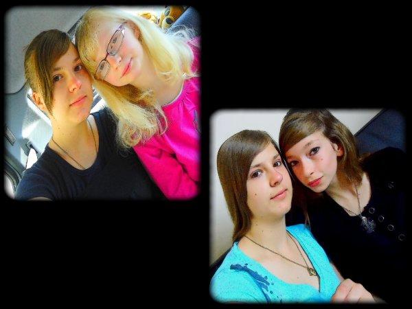 Le temps d'une photo avec les soeurs :D