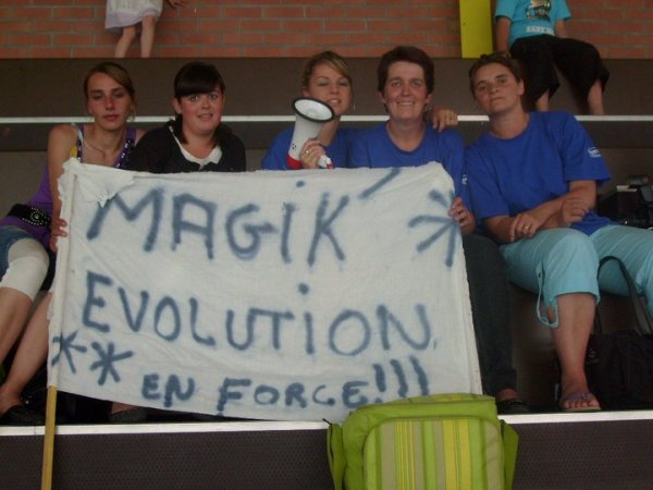 nos supportrices !!!!!!!!!!!!!!!