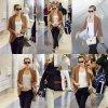 Emma à l'aéroport !