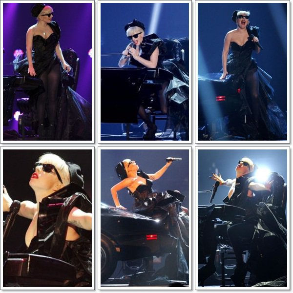 "BAMBI AWARD 2011-Lady Gaga a gagner un ""Cerf D'or"" dans la catégorie ""Pop internationale"""