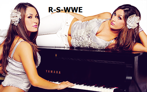 The Bella Twins, miss you.♥