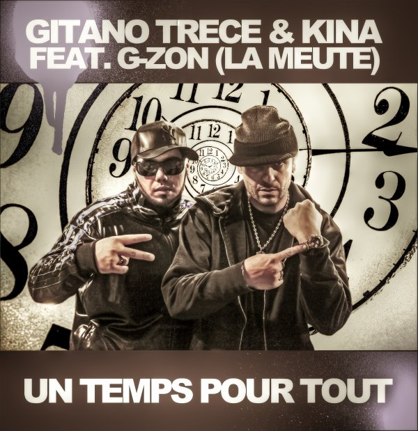 PREMIER SINGLE DE GITANO TRECE