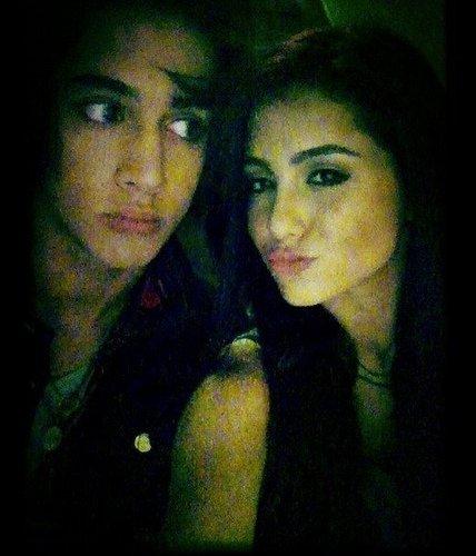 Ariana et Avan Jogia !