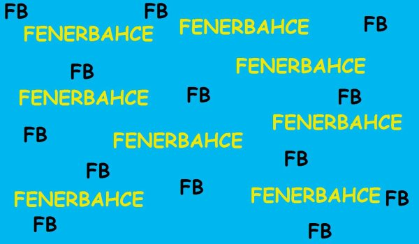 Fenerbahce !!